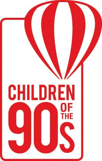 Children of the 90s logo