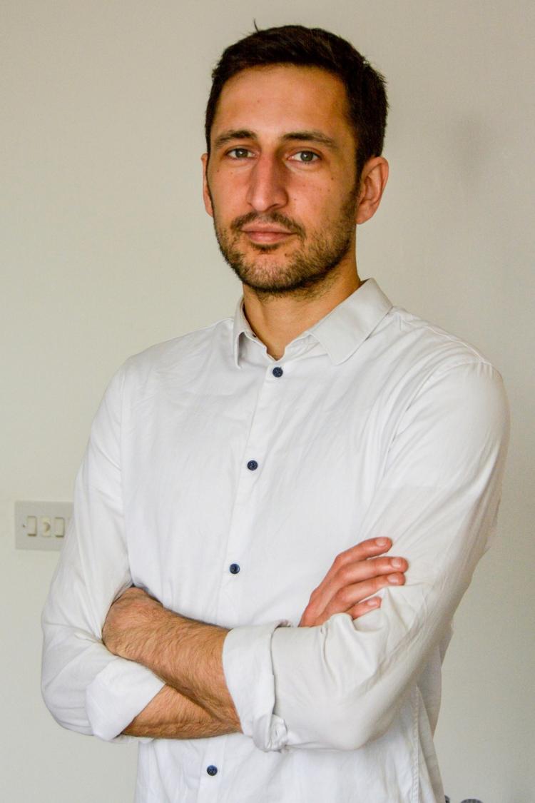 Portrait of Martin Farley